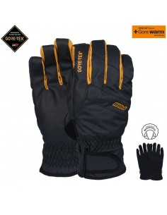POW WARNER GTX SHORT GLOVE TOBACCO PO-GL-WS-GTX-1718-TO
