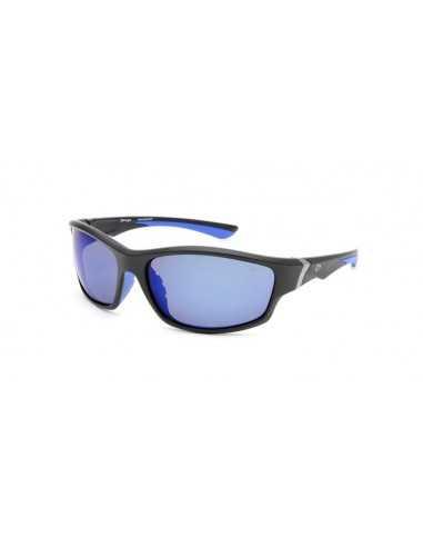 DONYE ACETATE MAT BLACK /L. BLUE MIRR PLZ 10/00