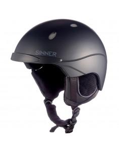 SINNER TITAN MATTE BLACK SIHE-120-10E