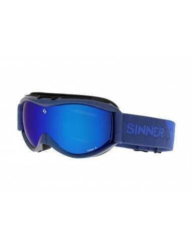 SINNER TOXIC S MATTE BLUE SIGO-157-51-48