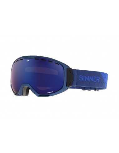 SINNER MOHAWK METALLIC DARK BLUE SIGO-163-50A-48
