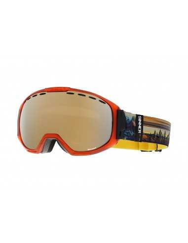 SINNER MOHAWK SUNSET ORANGE TRANSPARENT SIGO-163-61-09