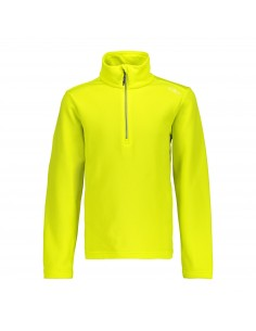 CAMPAGNOLO BOY STRETCH FLEECE SWEAT LIMEADE 3E14244 R304