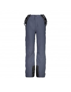 CAMPAGNOLO JUNIOR STRETCH PANTS ASPHALT 3W00204 U883