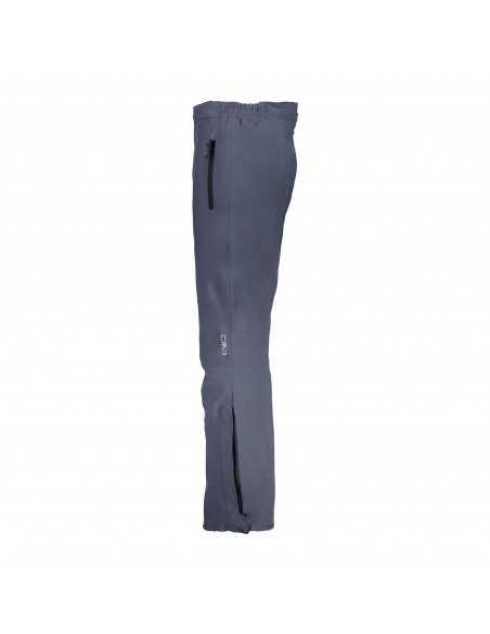 CAMPAGNOLO JUNIOR STRETCH PANTS ASPHALT 3W00204 U883