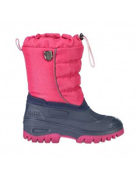 CAMPAGNOLO JUNIOR HANKI SNOW BOOTS STRAWBERRY 3Q48064J B833