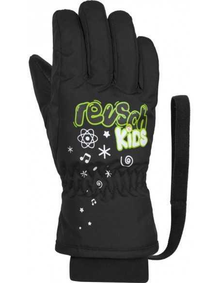 REUSCH KIDS BLACK