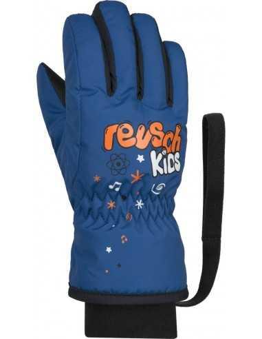 REUSCH KIDS DAZZLING BLUE 4885105 402