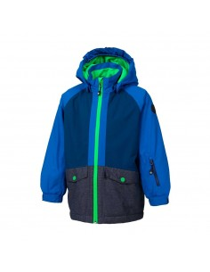 COLOR KIDS DUDE SKI JACKET BLUE SEA 104097 1151