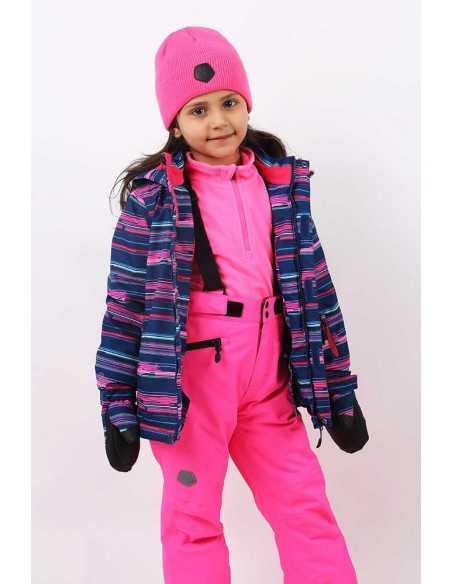 COLOR KIDS SANGLO SKI PANTS CANDY PINK 104123 4184