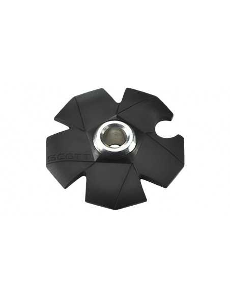 SCOTT RS-18 CHROME GREY 25415655700