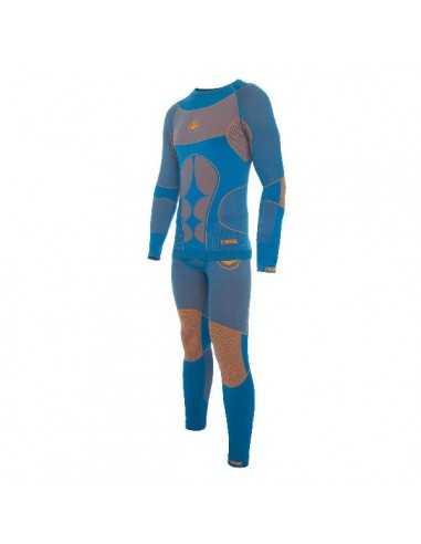 VIKING SCULLY CONJUNTO HOMBRE BLUE ORANGE 50016534054