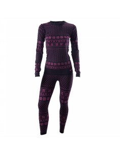 VIKING BRITA WOMEN SET BLACK PINK 50017159946