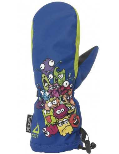 MATT CUTE KIDS TOOTEX MITTEN 3215 AZ