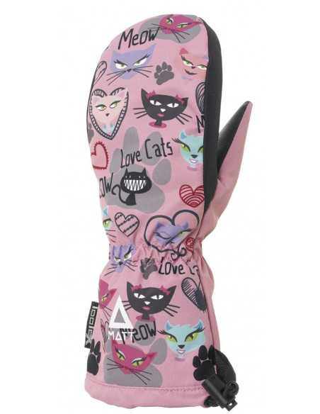 MATT LOVE CATS TOOTEX MITTEN 3217 RS