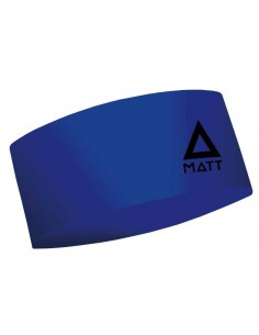 MATT THERMOCOOL HEADBAND CYAN 5897-884