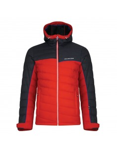 DARE 2B SLALOM JACKET CORE RED DMP384 4JY
