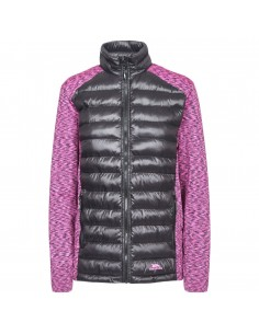 TRESPASS TORREY INSULATED STRETCH JACKET PINK GLOW FATOLSN20009 PINK