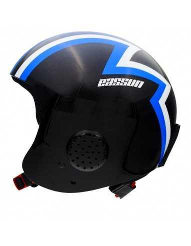 EASSUN APACHE RACING III BLACK BLUE AR4S04
