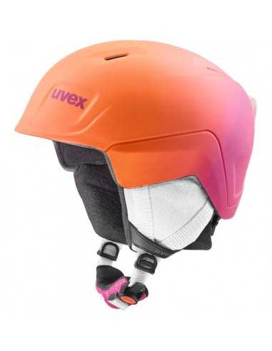 UVEX MANIC PRO PINK ORANGE MAT S5662249803