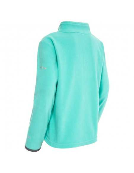 TRESPASS SYBIL FLEECE LAGOON FCFLMFM20001 LAGOON