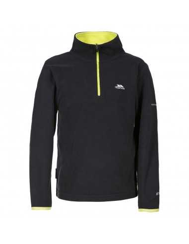 TRESPASS ETTO FLEECE BLACK MCFLMFM10001BLACK