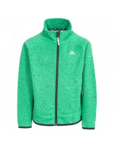 TRESPASS MARIO FLEECE JACKET CLOVER MCFLFLM20002 CLOVER