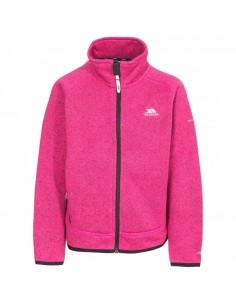 TRESPASS RILLA FLEECE JACKET PINK FCFLFLN20002 PINK