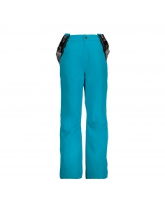 CAMPAGNOLO KID SKI PANTS BLUE JEWEL 3W15994 M713