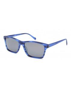 DONYE ACETATE RECT DEMI BLUE/L. SMOKE PLZ 750/3