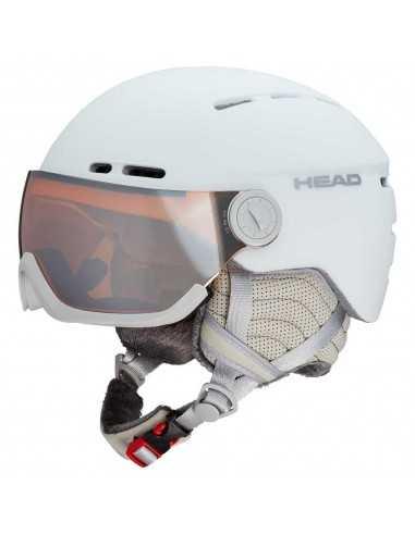 HEAD QUEEN WHITE 325008WH
