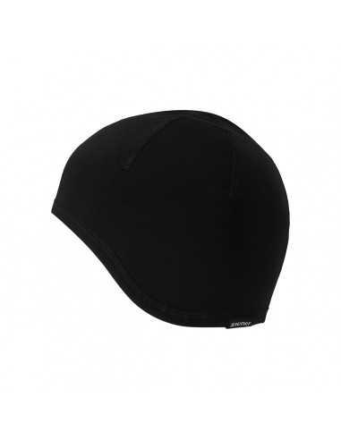 ZIENER IANTHE UNDER HELMET HAT BLACK