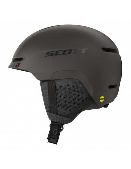 SCOTT TRACK PLUS BLACK 27175500010