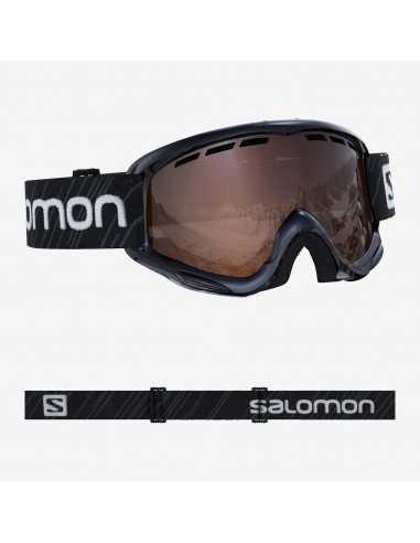 SALOMON JUKE BLACK SILVER MIRROR L40847800