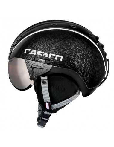 CASCO SP-2 SNOWBALL VISOR BLACK
