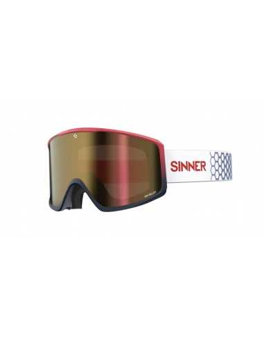 SINNER SIN VALLEY MATTE RED SIGO-183-65-58