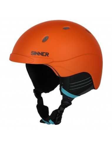 SINNER TITAN MATTE ORANGE SIHE-120-60A