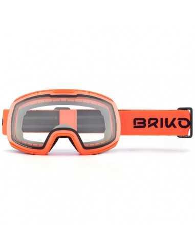 BRIKO NYIRA 7.6 PHOTO MATT ORANGE FLUO