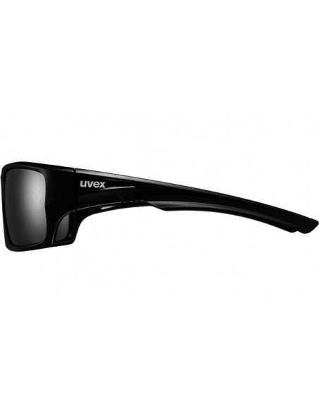 UVEX SPORTSTYLE 222 POLA BLACK MAT S5309802250