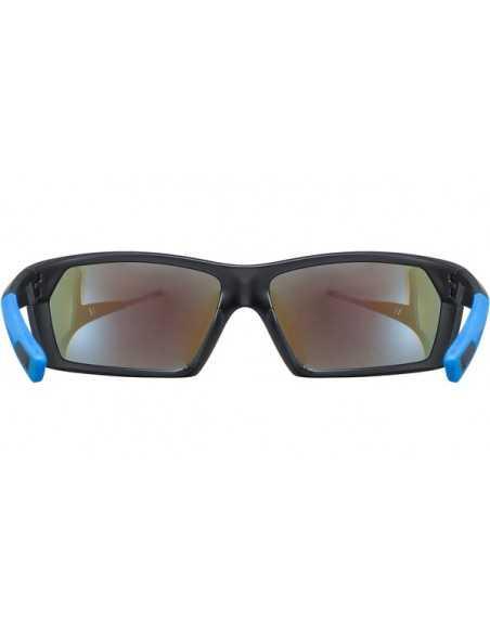 UVEX SPORTSTYLE 225 BLACK BLUE MAT S5320252416