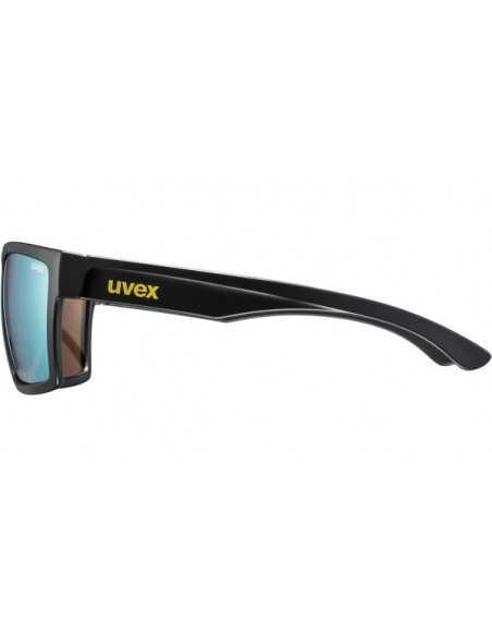 UVEX LGL 29 BLACK MAT YELLOW S5309472212
