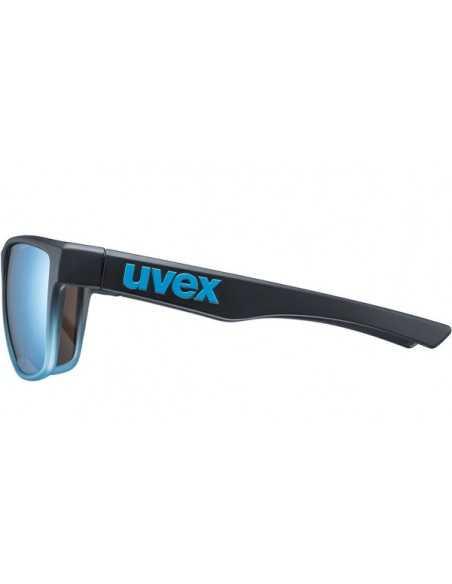 UVEX LGL 41 BLACK BLUE MAT S5320312416