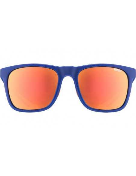 UVEX LGL 42 BLUE ORANGE MAT S5320324316