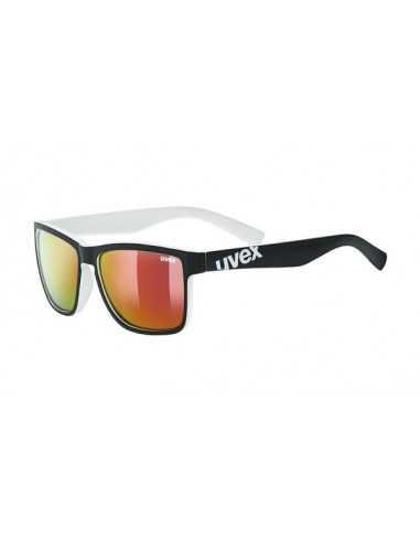 UVEX LGL 39 BLACK MAT WHITE S5320122816