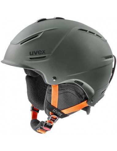 UVEX P1US 2.0 OLIVE MAT S56621161