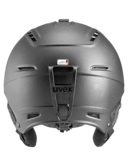 UVEX P1US 2.0 BLACK MET MAT S56621120