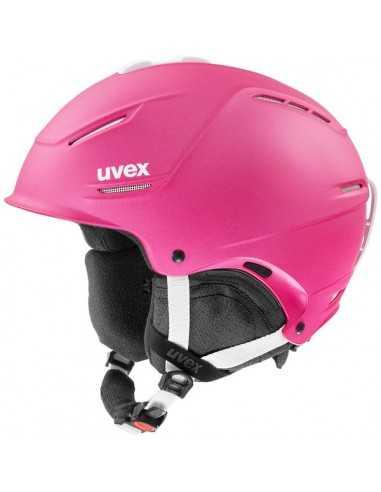 UVEX P1US 2.0 PINK MET