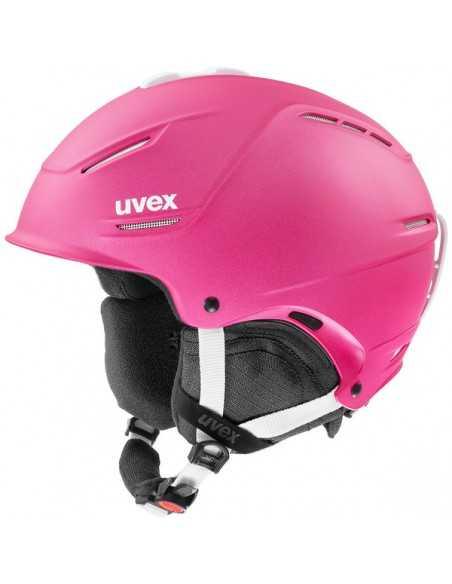 UVEX P1US 2.0 PINK MET S56621191