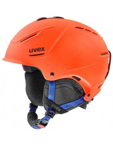 UVEX P1US 2.0 ORANGE BLUE MAT