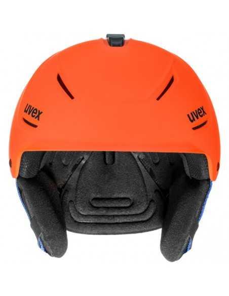 UVEX P1US 2.0 ORANGE BLUE MAT S56621180